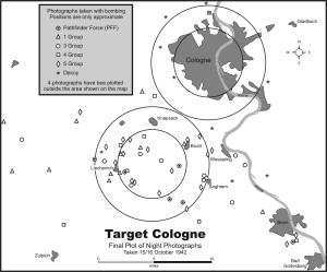 Air 14-3409 - Night Raid Report 176 Cologne